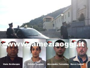 'Ndrangheta: operazione Lex, avvocato e assessore tra 40 arresti