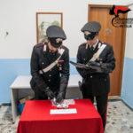 Droga:aveva 8 dosi di marijuana, denunciato dai Cc  a Petilia