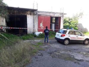 Rifiuti:discarica abusiva sequestrata da Guardia Costiera a Pizzo
