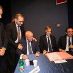 Legalita': oggi prima sottoscrizione protocollo all'Unical