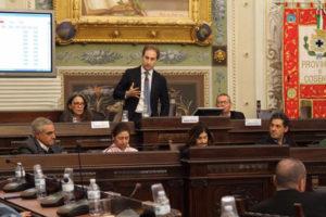 Provincia Cosenza: i lavori del  consiglio provinciale