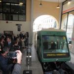 Trasporti: ripartita la funicolare a Catanzaro, gestione Amc