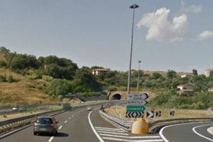 A/3: Anas, per lavori limitazioni al traffico nel Cosentino