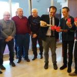 Catanzaro Provincia: gli auguri del presidente Bruno