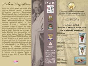 Arte: i dipinti di Mazzullo nella Chiesa Carmine di Cinquefrondi