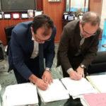 Catanzaro: firma accordo Musmi e Museo storico Trentino