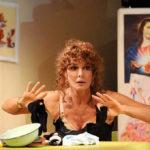 """Lamezia: Giuliana De Sio in """"Notturno di donna con ospiti"""" Teatro Costabile"""