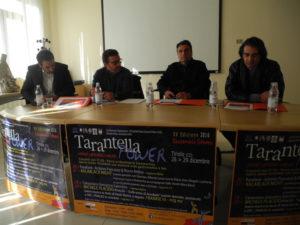 """Presentata a Tiriolo la XV edizione di """"Tarantella Power"""""""