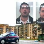 """Estorsioni: """"cavallo di ritorno"""" a Lamezia, 2 arresti"""