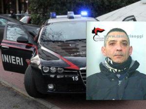 Feri' due carabinieri, arrestato dall'Arma nel Reggino