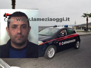 Deve espiare pena, un arresto a Reggio Calabria