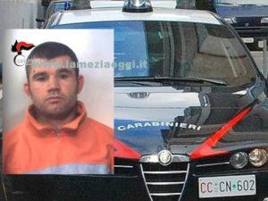 Furti: I carabinieri di Melito bloccano ladro seriale