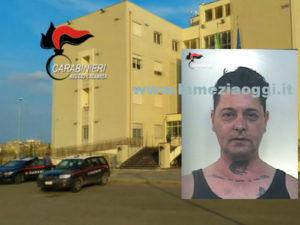 Evade dai domiciliari per la seconda volta, arrestato a Roccella