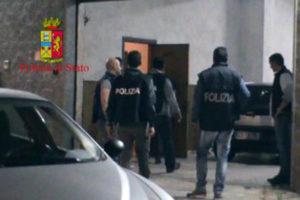 'Ndrangheta: Polizia arresta a Rosarno boss Marcello Pesce