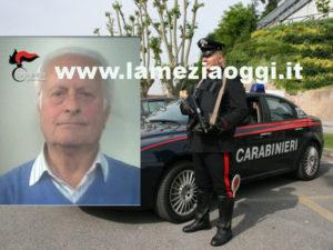 Minaccia persona con zappa, un arresto a Campo Calabro