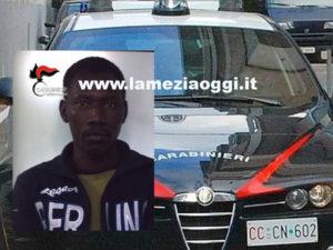 Scaglia bici contro i Carabinieri, un arresto nel Reggino