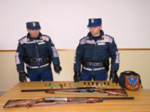 Cosenza: due cacciatori denunciati dalla Polizia Provinciale