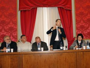 Provincia Cosenza:  Presidente  Di Natale traccia  bilancio fine anno