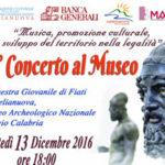 Al MArRC musica e legalità nel ricordo di Giovanni Falcone