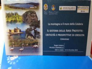 Ambiente: convegno su la montagna e il mare della Calabria
