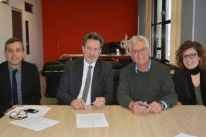 Reggio: firmato accordo tra dArTe e Consorzio Macramè