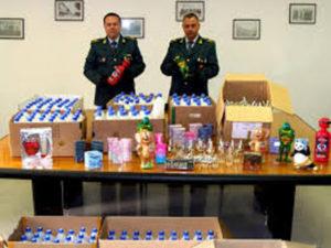 Contraffazione: Gdf Cosenza sequestra 11,5 tonnellate detersivo