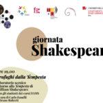 Teatro: Auditorium Unical, Shakespeare 2016