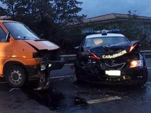 Deceduto Carabinieri investito in servizio a Badolato