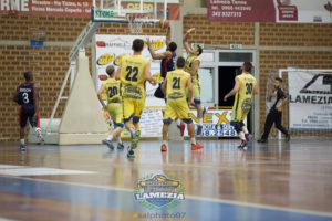 Serie C silver: Lamezia vince il big match e conquista la vetta solitaria