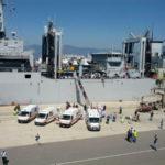 Migranti: in 645 attesi per domani al porto di Reggio Calabria