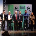 "Teatro: consegnati a Lamezia Terme i premi ""Bronzi di Riace"""