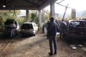 Rifiuti: operazione Cfs a Rende, denuncia e sequestri