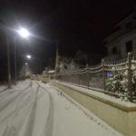 Maltempo: neve e vento in Calabria, disagi e scuole chiuse