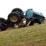 Incidenti lavoro:37enne nel Reggino muore schiacciato da trattore