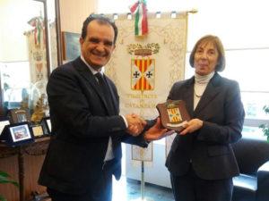 Provincia Catanzaro: presidente riceve vista nuovo questore