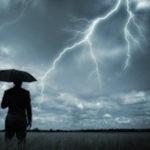 Il tempo: weekend ancora di temporali sulla Penisola