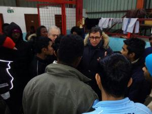 Migranti: Marziale, a Reggio situazione minori drammatica