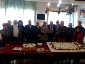 Asp Catanzaro: a Montepaone il tradizionale pranzo sociale del Csm