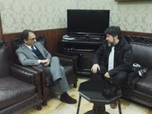 Comune Catanzaro:Abramo incontra nuovo responsabile Anas Calabria