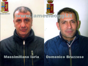 Reggio: due persone arrestate dalla Polizia per tentato furto