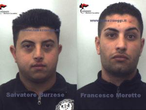 Droga: oltre mezzo kg cocaina in auto, due arresti nel Reggino