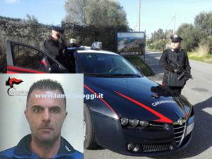 Sicurezza: 40enne arrestato per evasione a Sinopoli