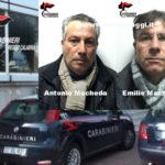 Armi e ricettazione, due arresti a Reggio Calabria