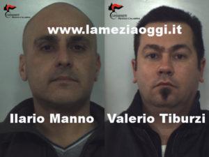 Controlli: due persone arrestate nella Locride dai Carabinieri