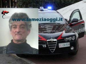 Aggredisce Carabinieri nel corso di un controllo, arrestato