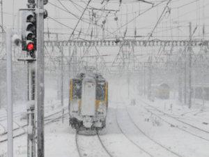 Maltempo: Rfi, gia' attivato il piano neve e gelo