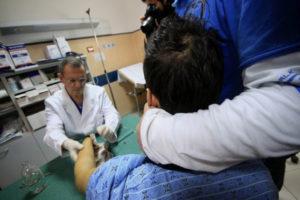 Capodanno: Napoli, 46 feriti, 2 bimbi tra i piu' gravi