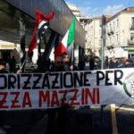 Lamezia: CasaPound protesta per Piazza Mazzini