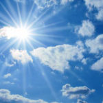Il tempo: fine settimana con cielo sereno ovunque