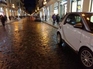 Reggio Calabria: CasaPound contesta la ZTL su Corso Garibaldi